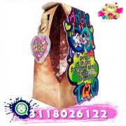 Caja Torre Chocolatinas Llavero
