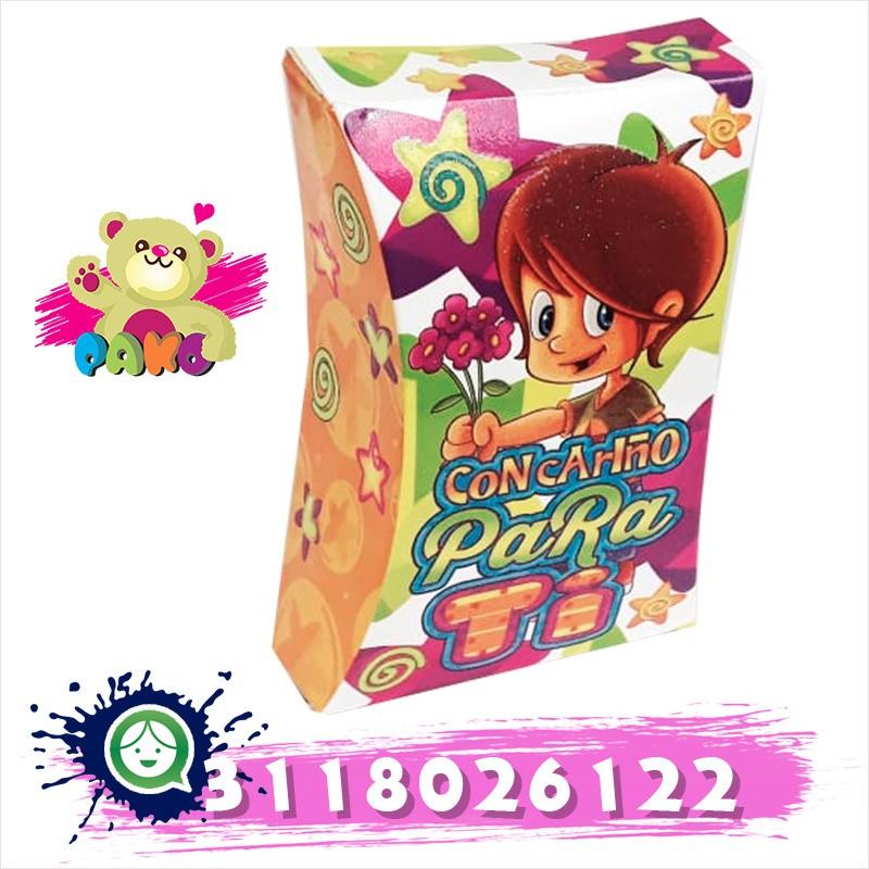 Caja Chocolatina Imoy