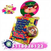 Caja Chocolatina Botón