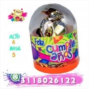 Chocolates Capsula