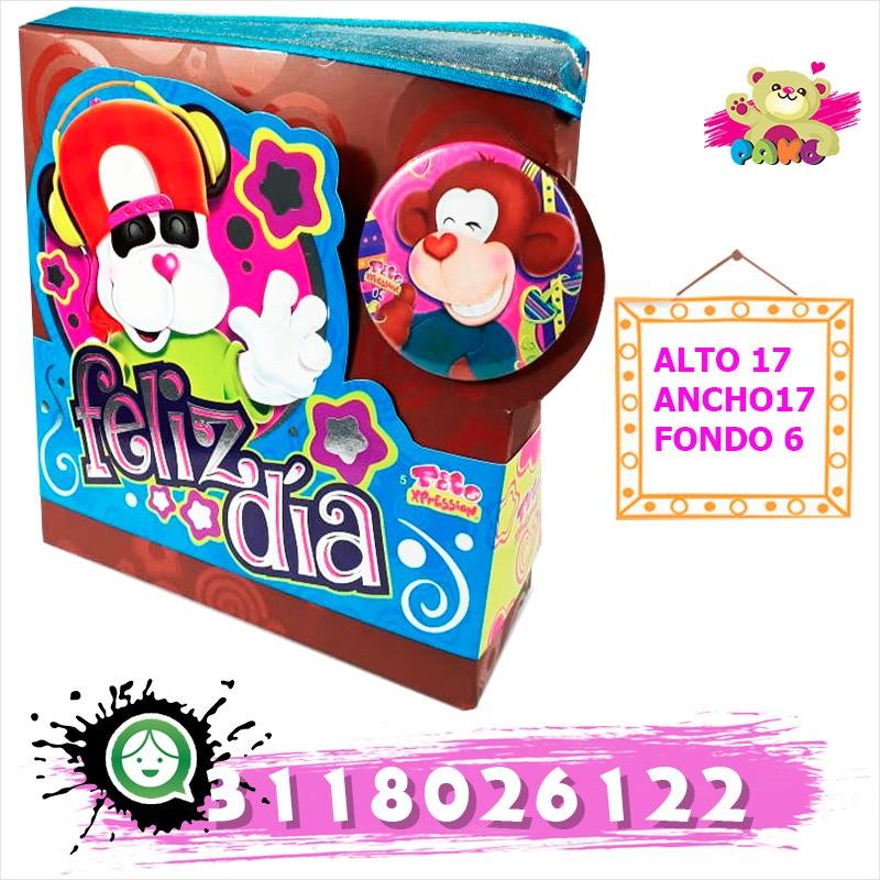 Caja de chocolates Shainy