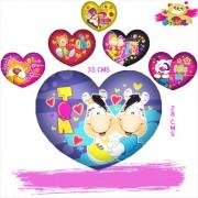 Cojín Corazón Decorativo