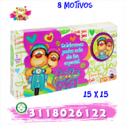 Caja Chocolate Love