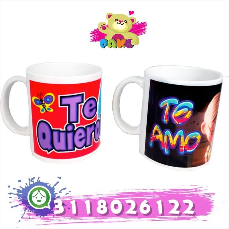 Pocillo o mugs