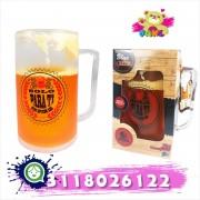 Caja Cervecera king Beer