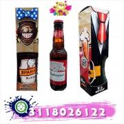Cerveza Caja Corbatín