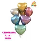 Bomba Cromada