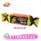 Caja en forma de dulce con chocolates