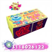 Caja con bombones